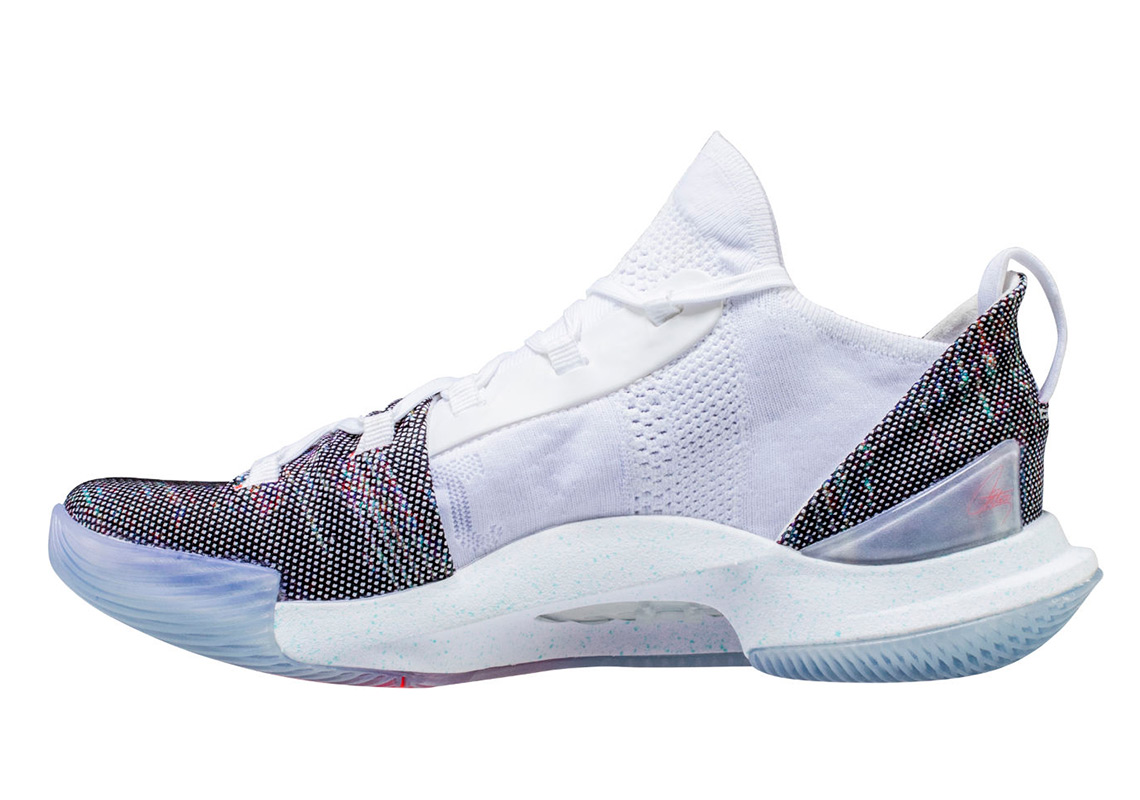 differently 16ec5 09c11 UA curry 5
