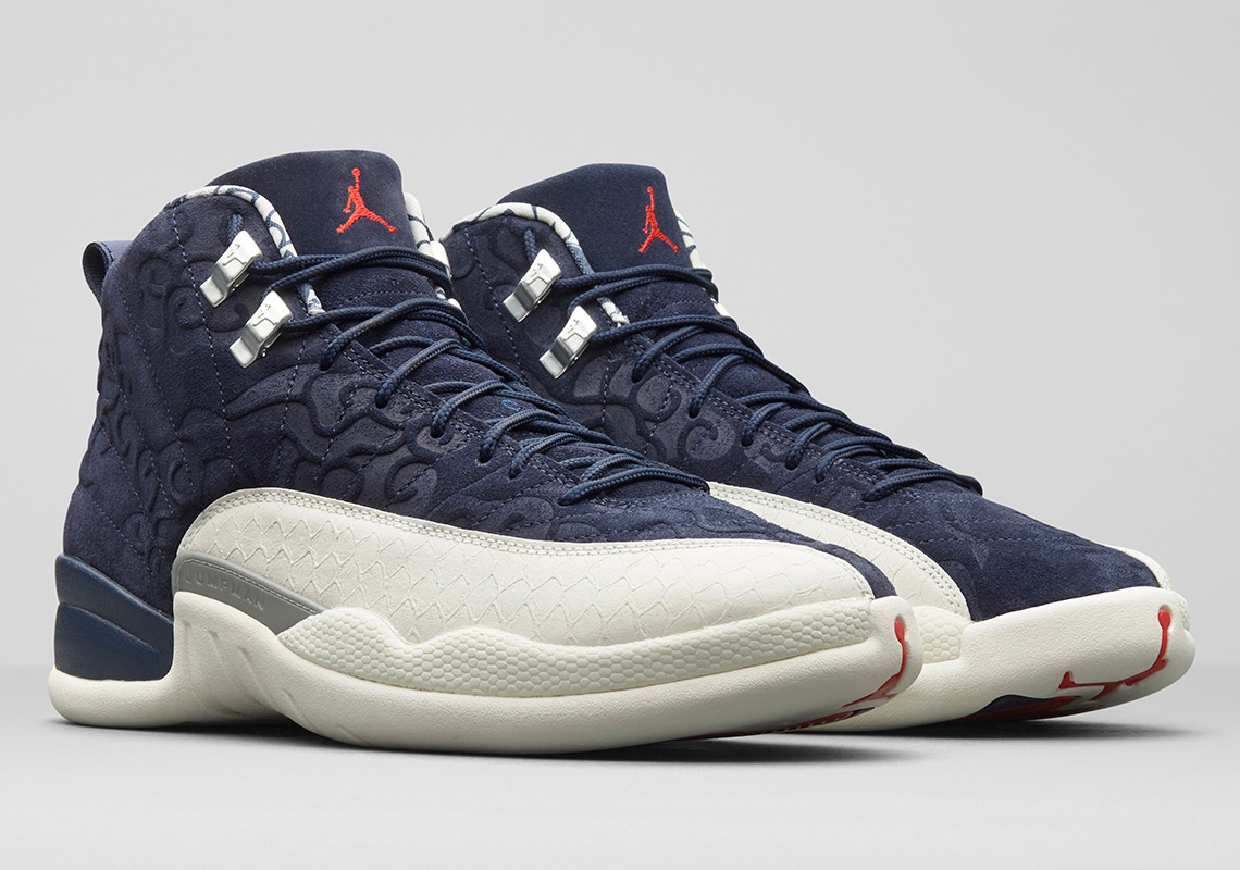 "Air Jordan 12 ""International Flight"" Release Date  September 8th 0d4f2dba6"