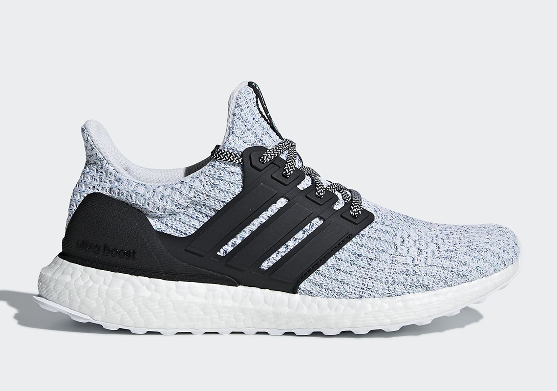 bd1fe84bac3 Parley x adidas Ultra BOOST (WMNS)  180. Color  CLOUD WHITE CARBON BLUE  SPIRIT Style Code  BC0248
