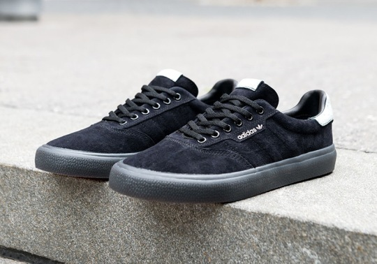 adidas Skateboarding Unveils The New 3MC Silhouette