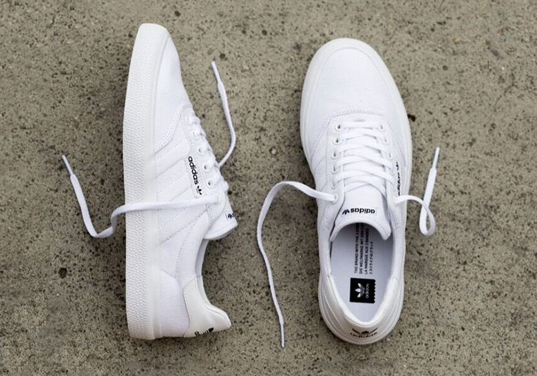 c66959566ec97e Fans of this brand new adidas Skate sneaker will have their choice between  white