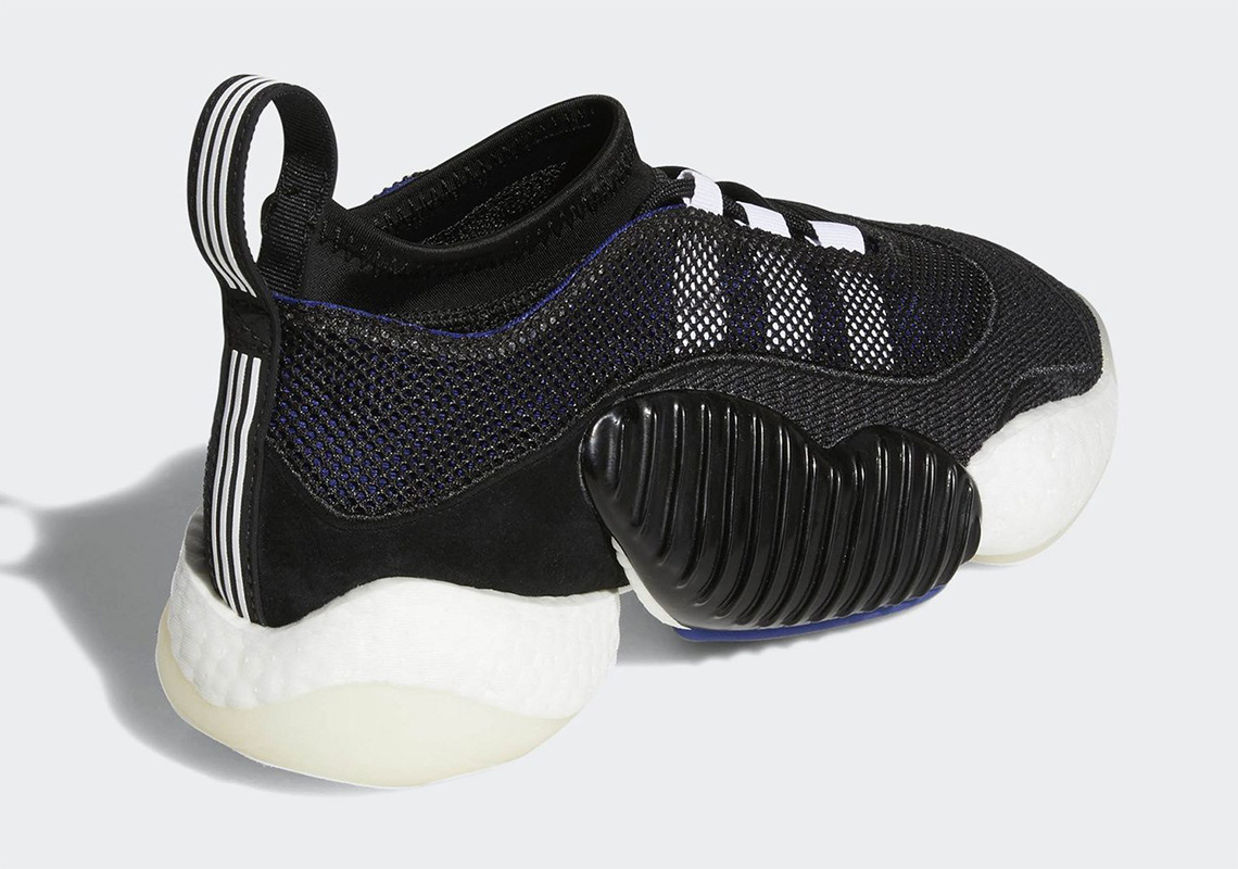 online store b8ee9 b8806 Up Close With The adidas Crazy BYW LVL 2
