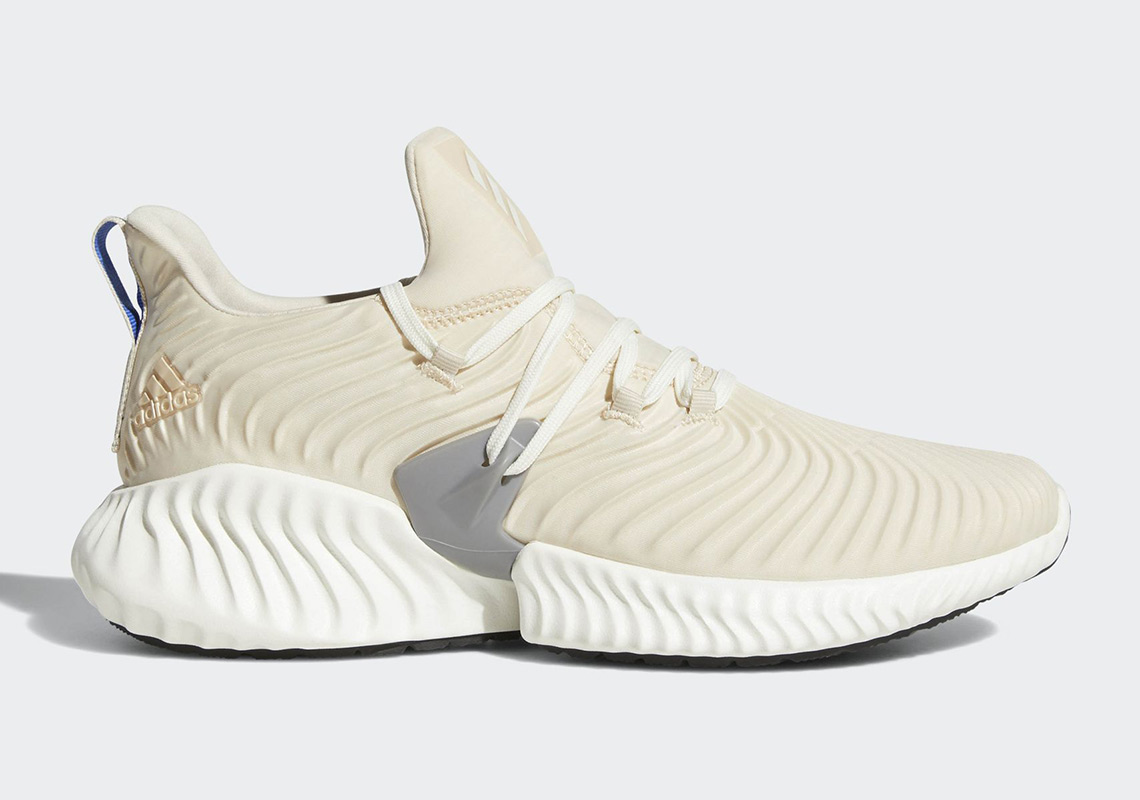 1f494a9ea adidas Brings A Chunky Shoe Look To The Alphabounce Instinct