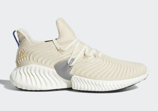 buy popular 4567f f23ba adidas Brings A Chunky Shoe Look To The Alphabounce Instinct