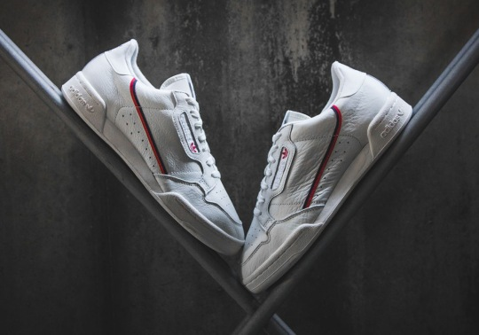 The adidas Continental 80 Releases On June 20th In Three Colorways