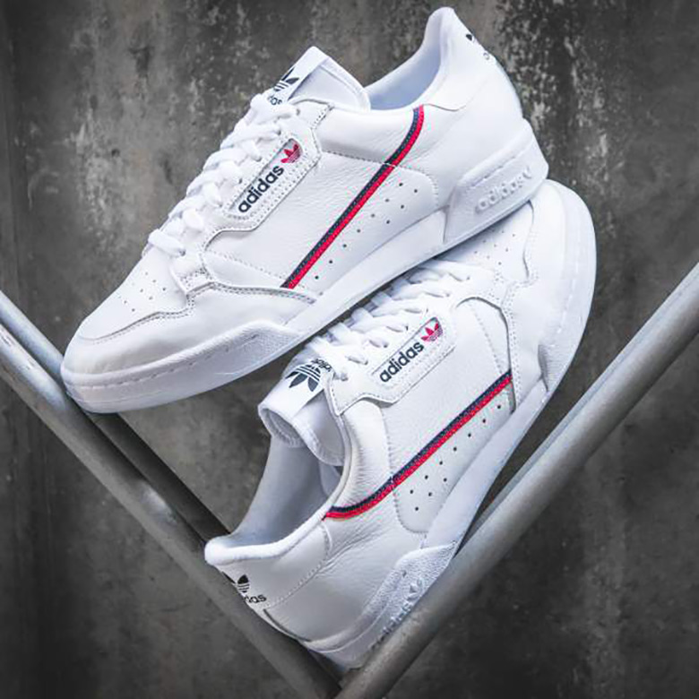size 40 9d957 9a0a4 adidas Continental 80. Release Date June 21, 2018. Style Code B41672