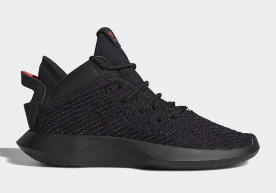 This adidas Crazy 1 ADV Barely Uses Multi-Color