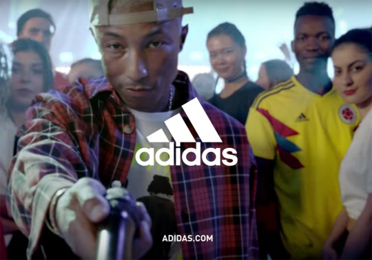 """adidas Prepares For World Cup With Star-Studded """"Creativity Is The Answer"""" Ad"""