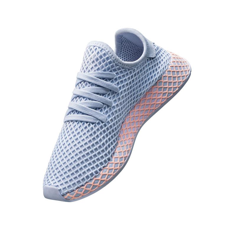 outlet store fe4a4 01910 adidas Deerupt Release Date July 5th, 2018. AVAILABLE AT adidas 100.  Color Hi-Res Aqua  Hi-Res Aqua  Core Black