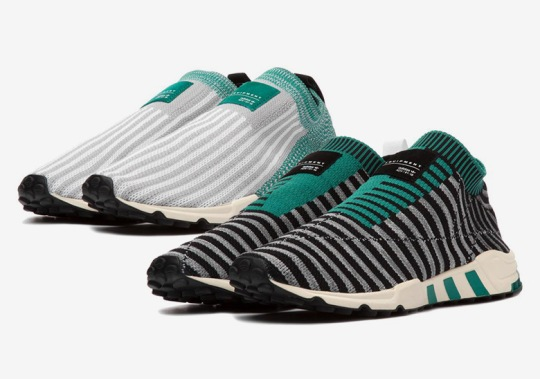 adidas Reveals Completely New Upper In EQT Support SK Primeknit