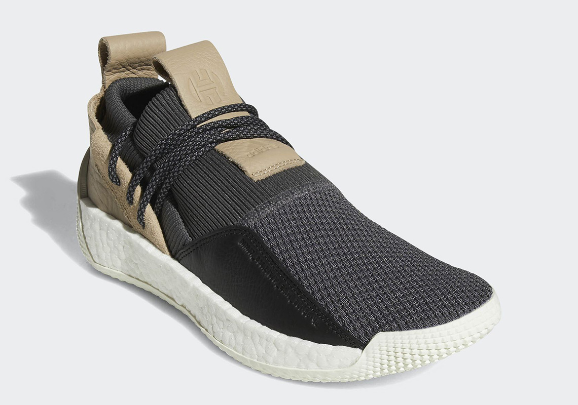 987e4119e6c adidas Harden 2 LS AVAILABLE FOR PRE-ORDER AT adidas  160. Color  CORE  BLACK CLOUD WHITE GOLD METALLIC Style Code  BB7651