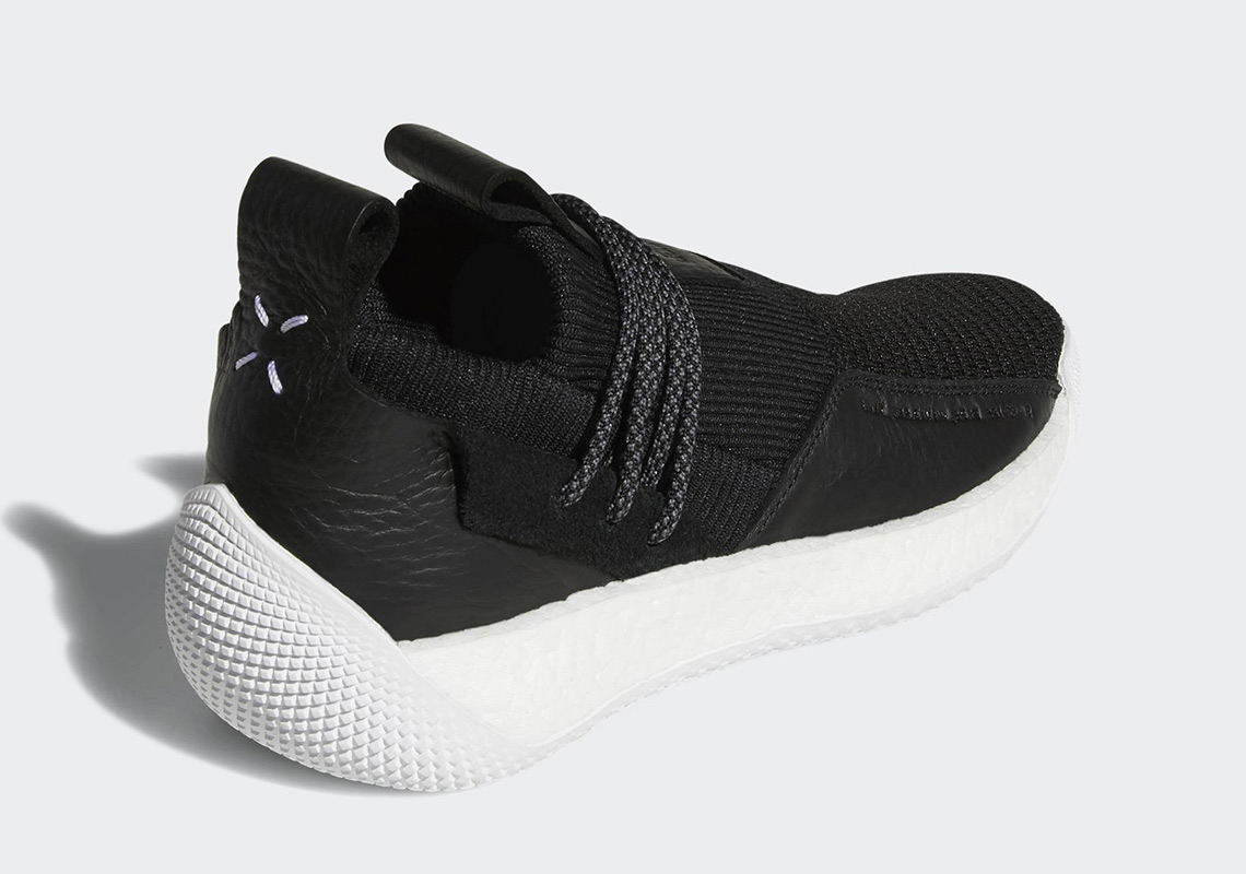 bdb5e2087a0b04 adidas Harden 2 LS AVAILABLE FOR PRE-ORDER AT adidas  160. Color  CORE  BLACK CLOUD WHITE GOLD METALLIC Style Code  BB7651