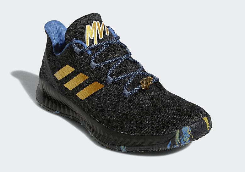 Harden All Black Shoes