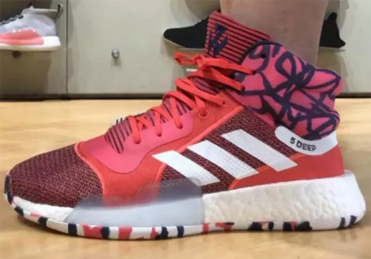 First Look At John Wall's First adidas Shoe Since His Return