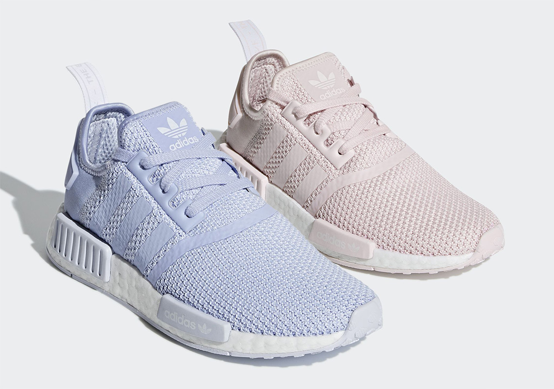 "dac850842 adidas NMD R1 Coming Soon In ""Orchid Tint"" and ""Aero Blue"""