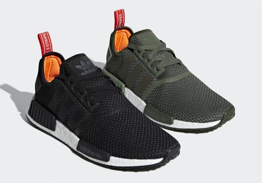 adidas Brings It Back To Basics With The NMD R1 In Tonal Colorways