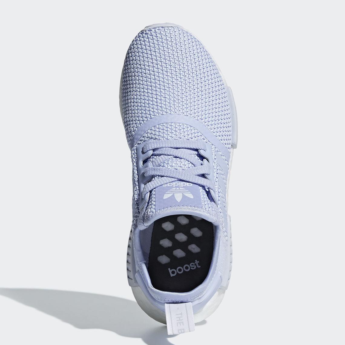 adidas nmd r1 blue tint