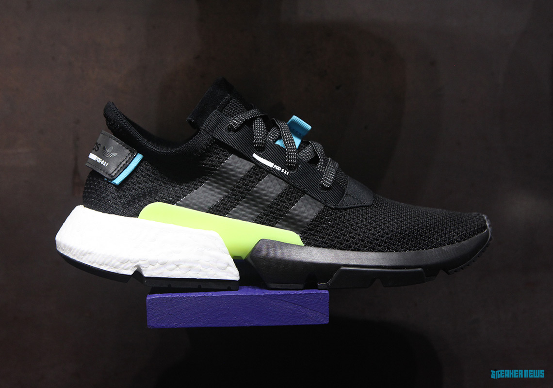 adidas POD System London Launch Event