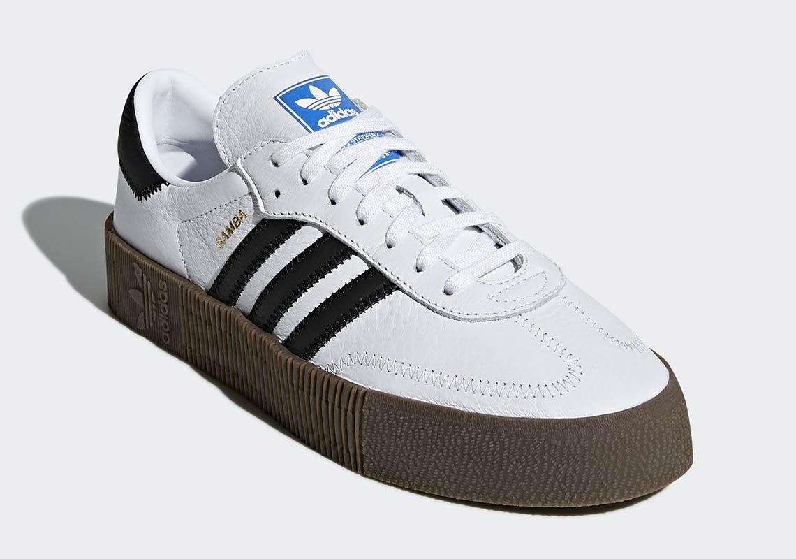 a478bb02f4e651 ... shopping adidas originals samba rose available at adidas 100. color  core black cloud white gum