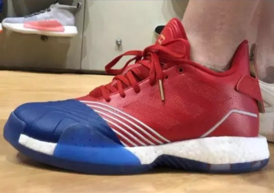 adidas Is Bringing Back Tracy McGrady's T-MAC Line With BOOST