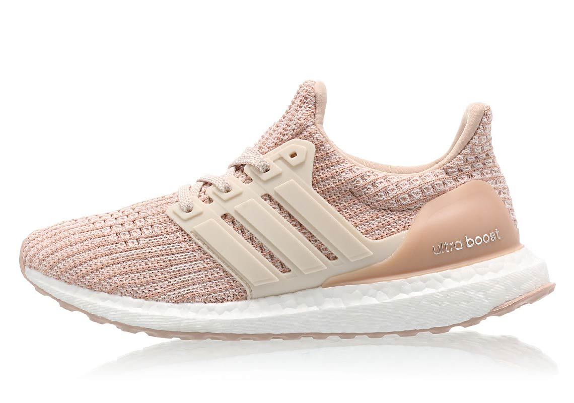 """48904266f7a3ab ... adidas Ultra Boost 4.0 W """"Ash Pearl"""". Foot LockerAvailable Now  Finish  LineAvailable Now  SSENSEAvailable Now  TitoloAvailable Now"""
