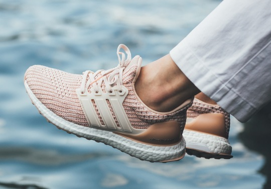 "adidas Ultra Boost 4.0 ""Ash Pearl"" For Women Is Available Now"