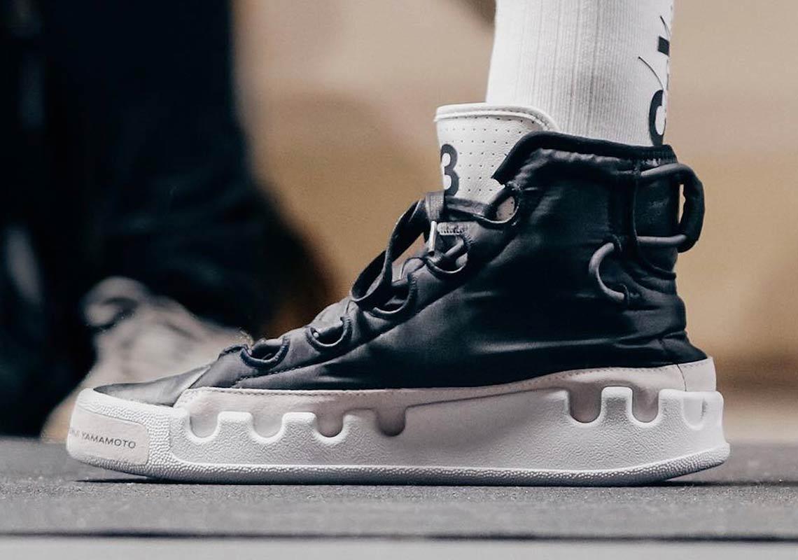 00ce9c356cca adidas Y-3 SS19 Boost + Futurecraft Sneakers
