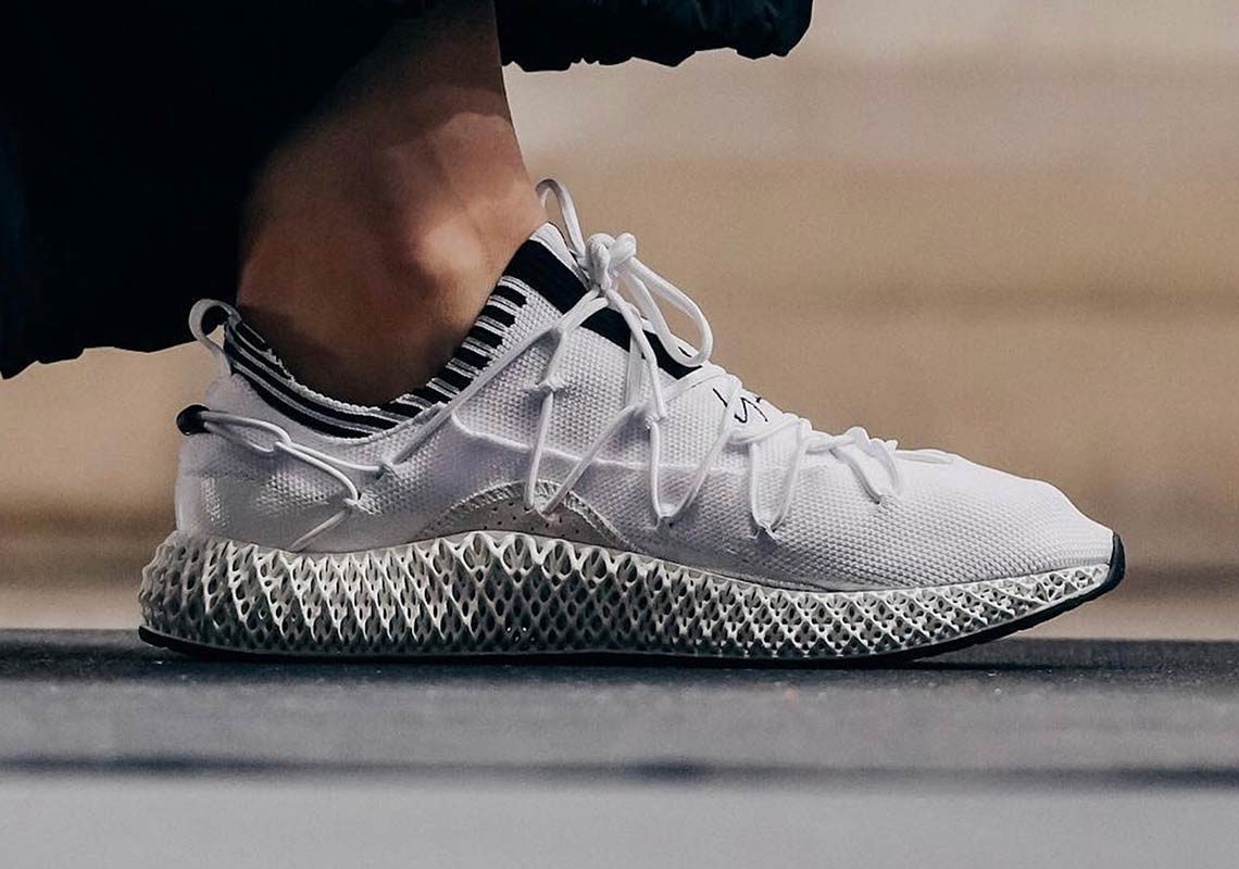 adidas Y-3 Unveils More Futurecraft And BOOST For SS19