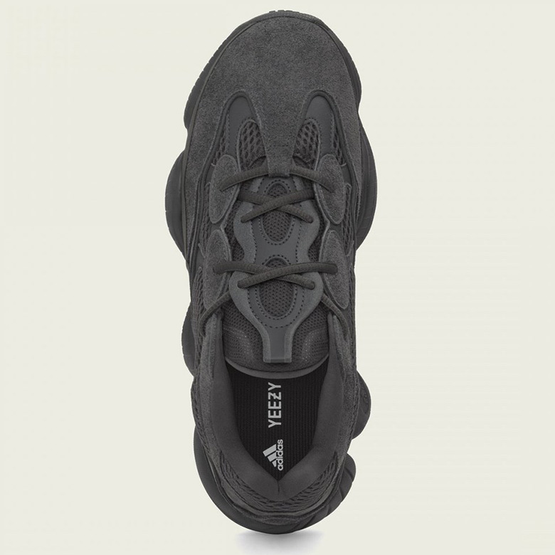 adidas Yeezy 500 Utility Black Release Date  2e615c548