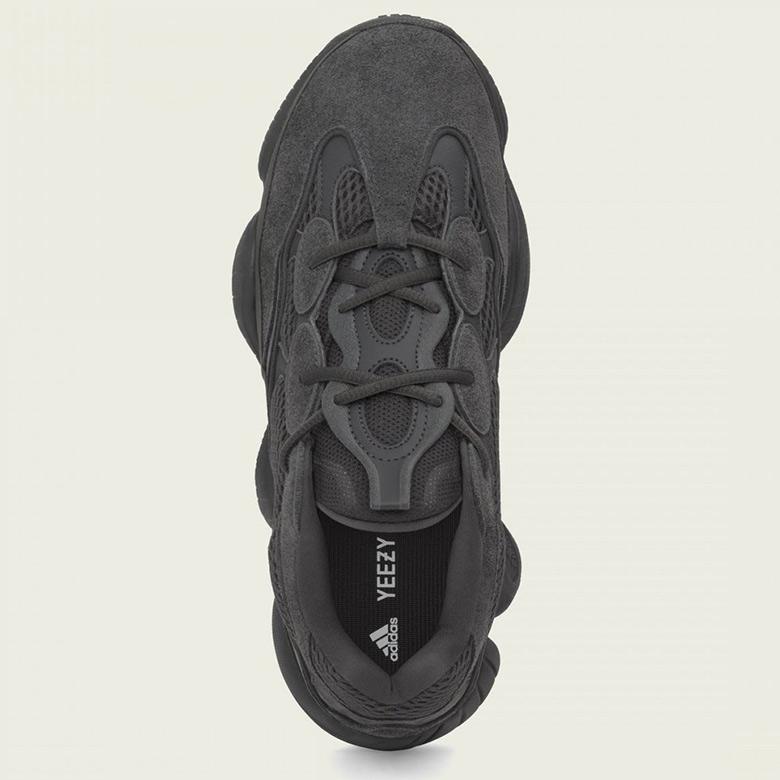 680bd186a adidas Yeezy 500 Utility Black Release Date