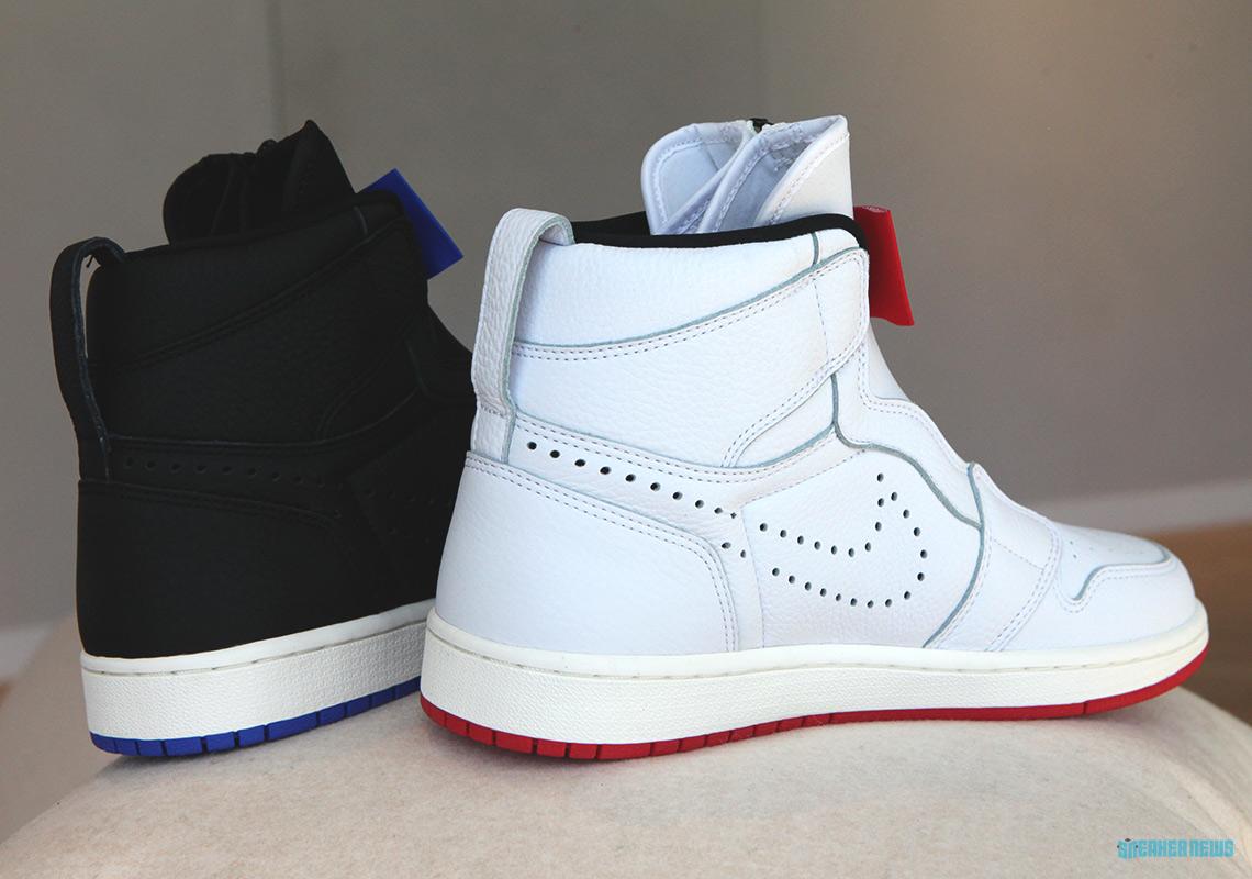 Air Jordan 1 High Zip Men's Release