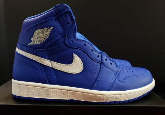 "The Air Jordan 1 Retro High OG ""Hyper Royal"" Is Coming Soon"