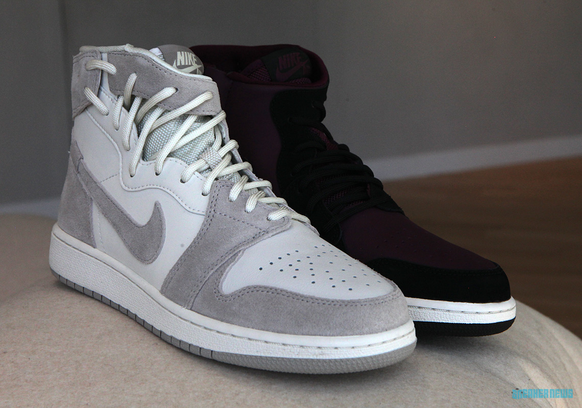 wholesale dealer 40758 12e79 Air Jordan 1 Rebel Releasing In Bordeaux And Grey
