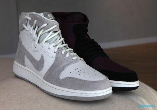 Air Jordan 1 Rebel Releasing In Bordeaux And Grey
