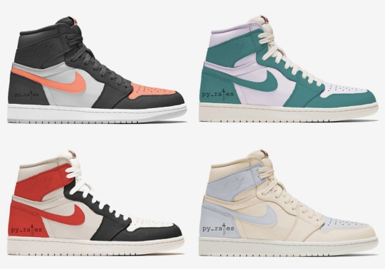 Eight Different Air Jordan 1 Retro High OG Colorways Are Due In Late 2018/Early 2019