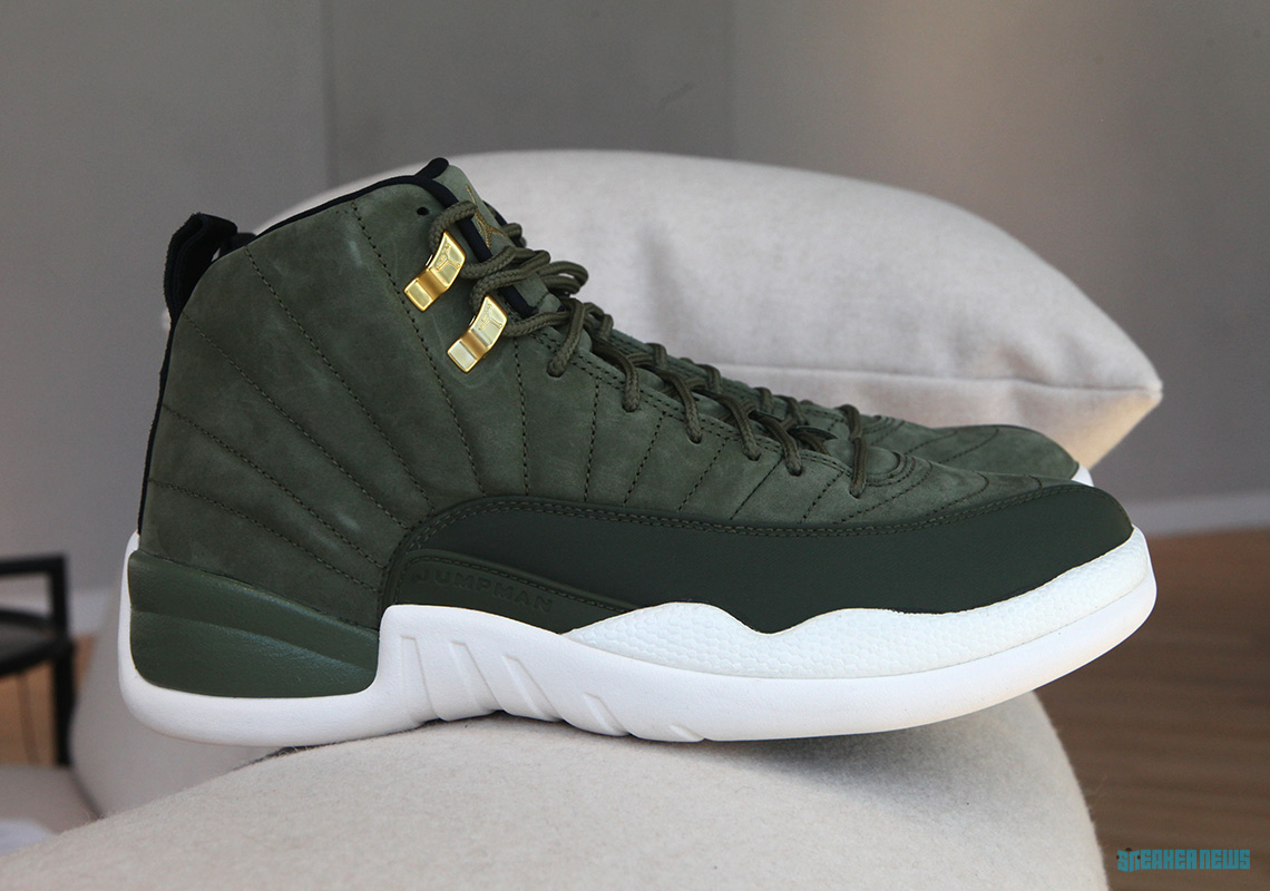 2046438b0e23b4 Jordan Brand Celebrates CP3 s High School Graduation With The Air Jordan 12