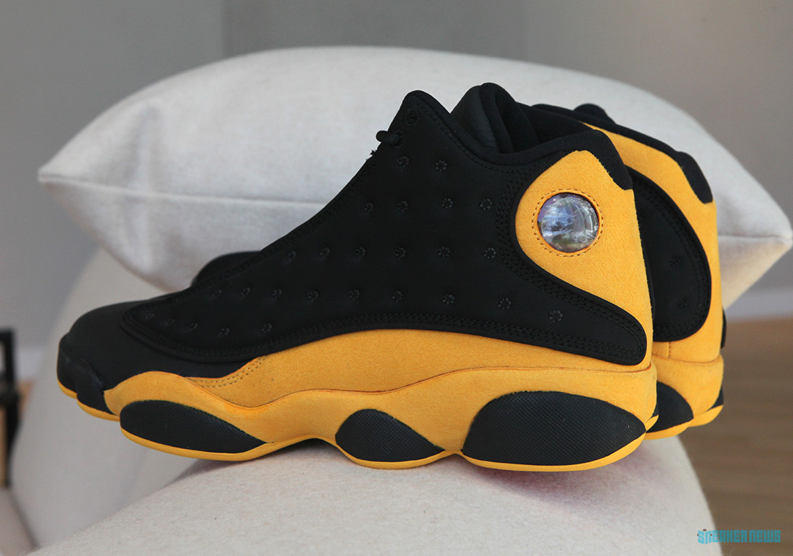 d20e3239aa3e An Air Jordan 13 For Carmelo And His Graduation From The Oak Hill Academy