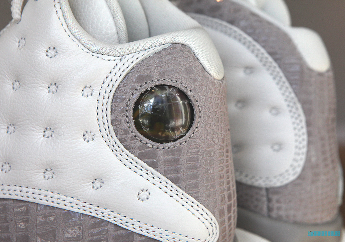 "quality design 33407 c2563 An Exclusive Look At The Air Jordan 13 ""Moon Particle"""