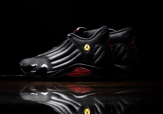 "The Air Jordan 14 Retro ""Last Shot"" Will Release In Full Family Sizes"