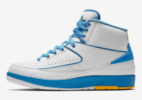 "Air Jordan 2 ""Melo"" Available On Nike Early Access"
