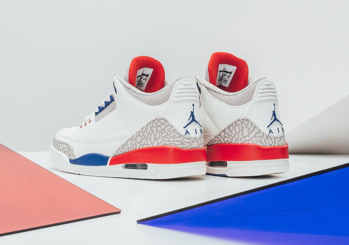 super popular 1ecb5 75193 Air Jordan 3 International Flight Where To Buy | SneakerNews.com