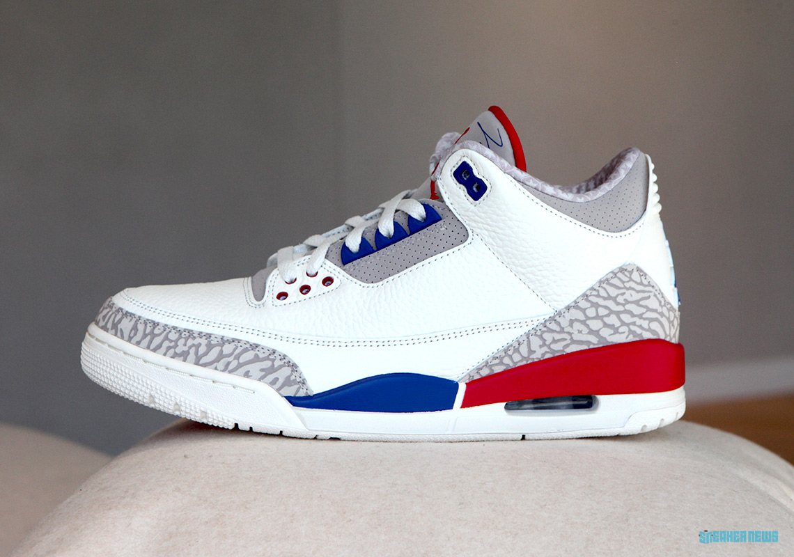"The Air Jordan 3 ""International Flight"" Recalls 1988 Charity Game b1c796dad"