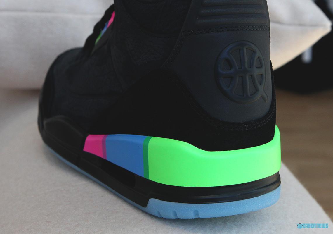 on sale 75ae2 b15c0 Air Jordan 3 Quai 54 | SneakerNews.com