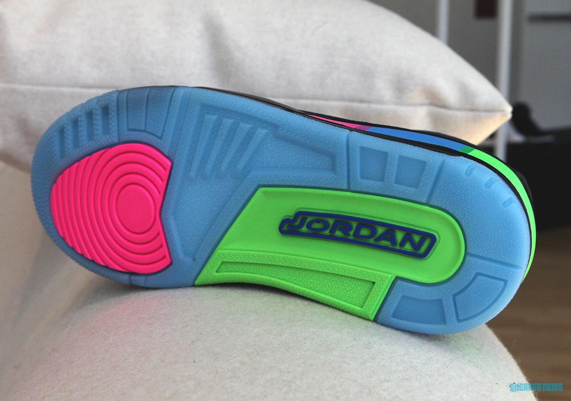 c4b73ea19bd209 Air Jordan 3 Quai 54