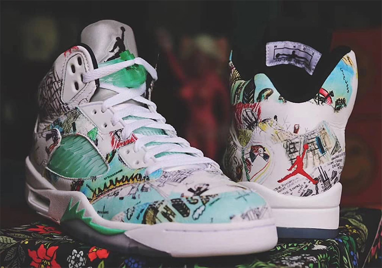 separation shoes db3b0 bdd40 Air Jordan 5