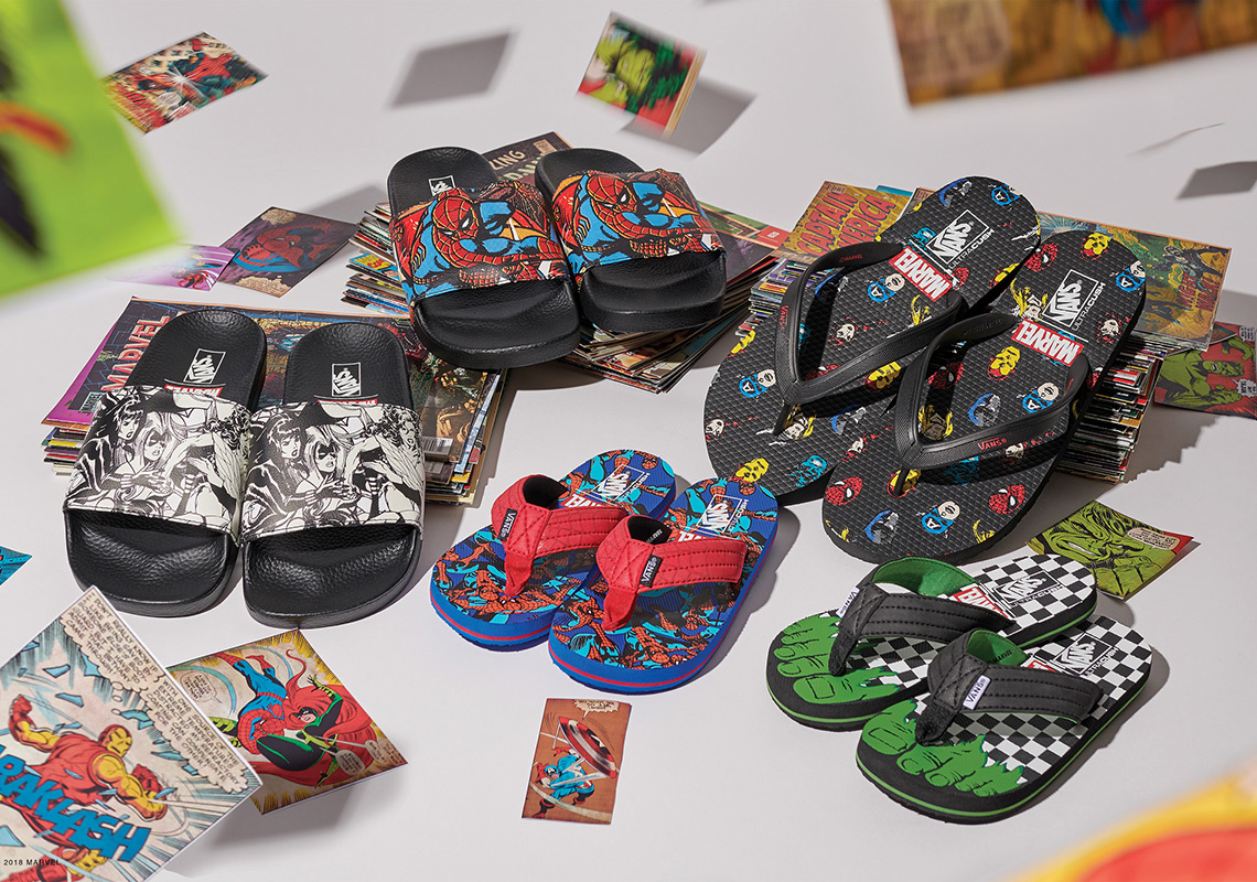 a91607df503 Vans x Marvel Avengers Collection - Where to Buy