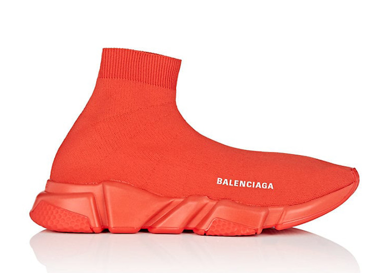 85931e9af034 New Colorways Of The Balenciaga Speed Trainer Are Available Now For  Pre-Order - SneakerNews.com