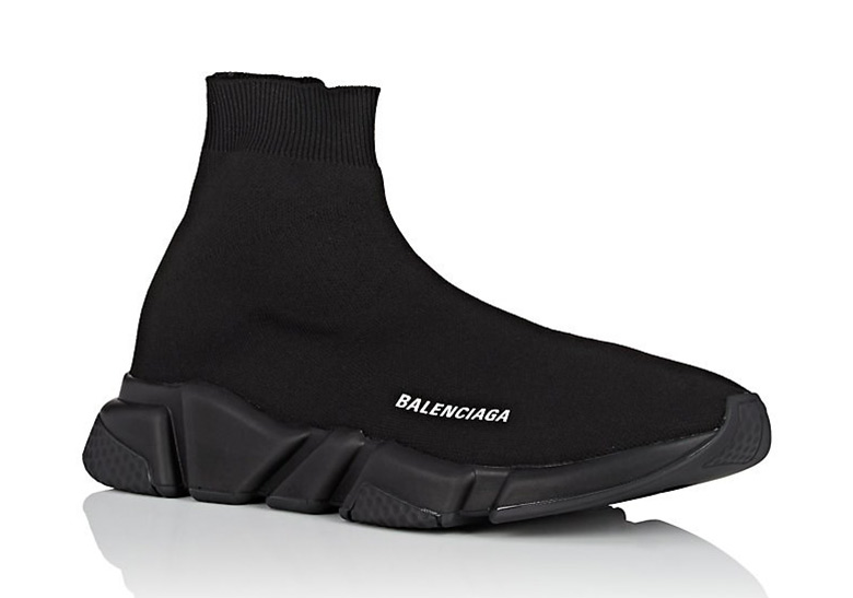 ad42046d4dec New Colorways Of The Balenciaga Speed Trainer Are Available Now For ...