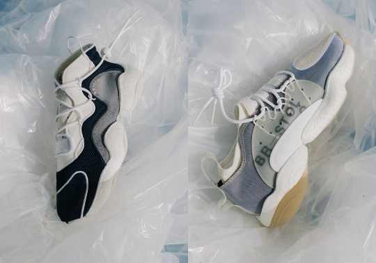 Bristol Studio Connects With adidas Originals For Two Crazy BYW Creations