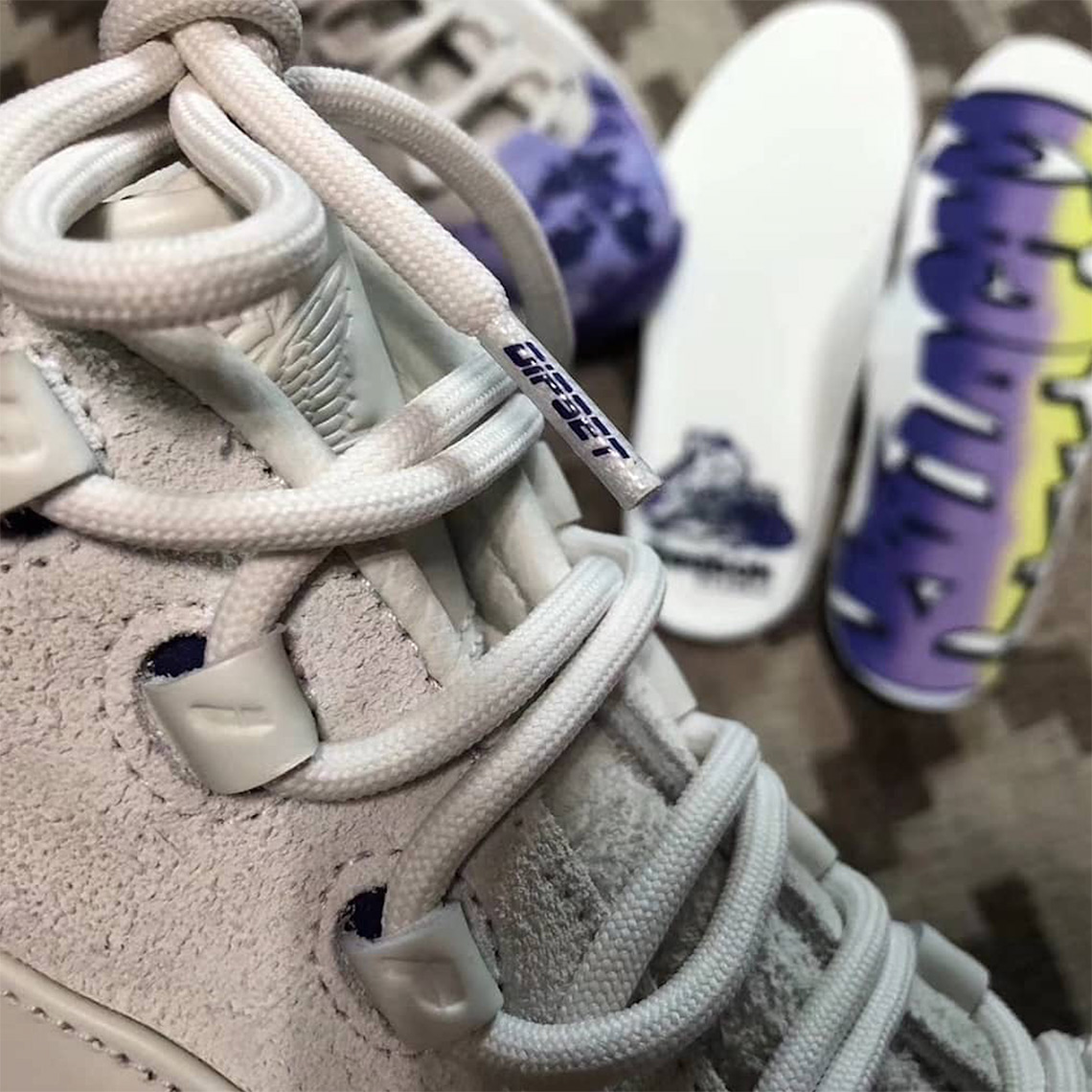 Enjoy a first look at Cam Ron s brand new Reebok Question here and keep it  locked for updates and better looks. c5e3eb7ca